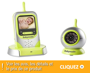 Babymoov babyphone ultimate care