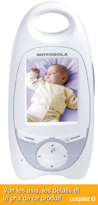 babyphone video Motorola