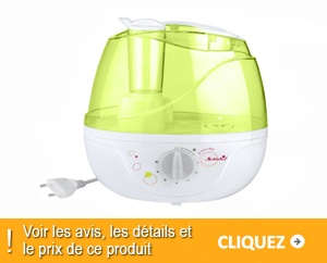 humidificateur d'air Babymoov