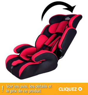 siège bébé auto