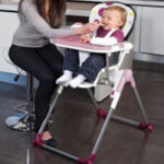 Chaise haute Babymoov pour attabler votre bébé comme un grand