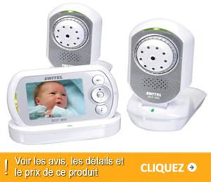 babyphone vidéo DCF900