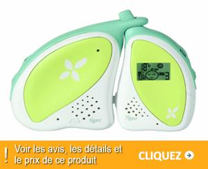 babyphone vidéo Tigex