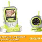 Babyphone Vidéo Ultimate Care A014401 de Babymoov