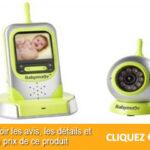 Babyphone vidéo Visio Care A014403 de Babymoov : avis et test