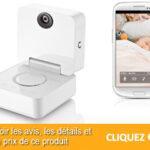 Babyphone Withings Smart baby monitor : avis et test
