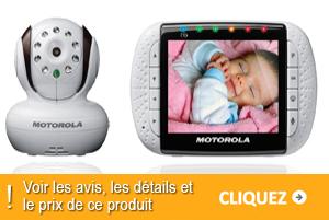 Babyphone Motorola MBP36