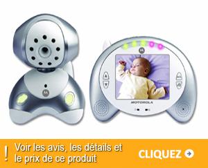 écoute bébé vidéo