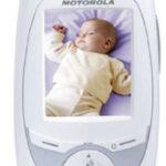 Babyphone vidéo Motorola MBP30 et MBP31, meilleur écoute bébé