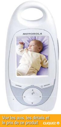 babyphone video Motorola