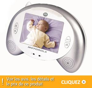 Motorola moniteur bébé