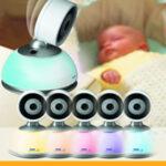 Babyphone Tomy : écoute bébé pour surveiller son enfant