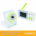 Babyphone Tigex : comparatif d'achat et test de l'écoute bébé vidéo