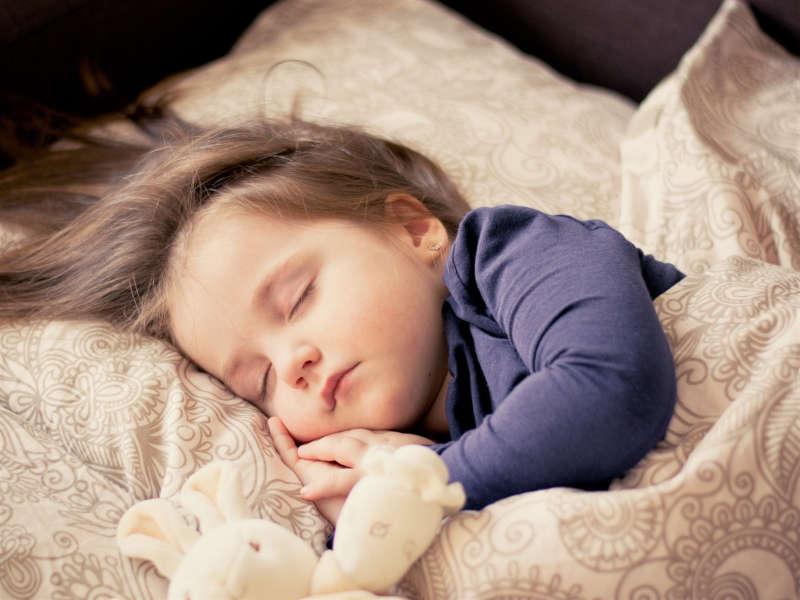 enfant qui dort