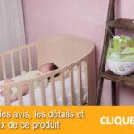 Humidificateur d'air bébé de Babymoov pour le bien-être