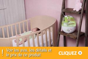 humidificateur d'air pour la chambre d'un enfant