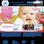 Les puéricultrices en crèche développent la fibre sociale de l'enfant
