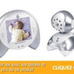 Babyphone Motorola MBP35 : test et avis sur le moniteur bébé