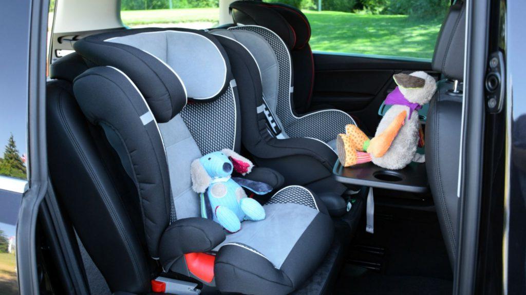 sécurité en voiture