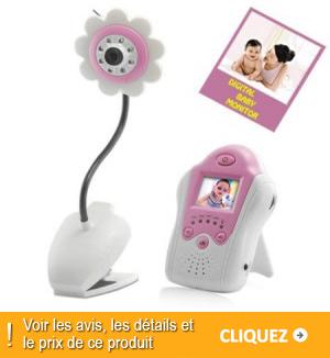 Babyphone Shopinnov
