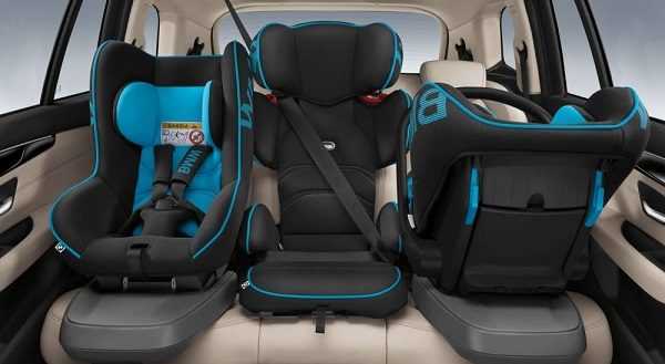 Siége de voiture pour les enfants