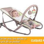 Transat bébé pas cher : choisir un siège pliable multifonctions
